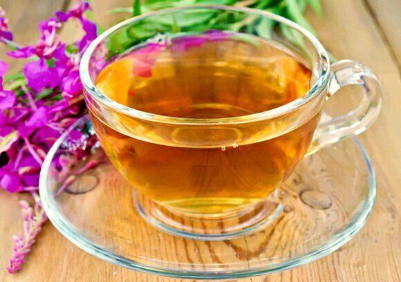 Иван-чай чашка