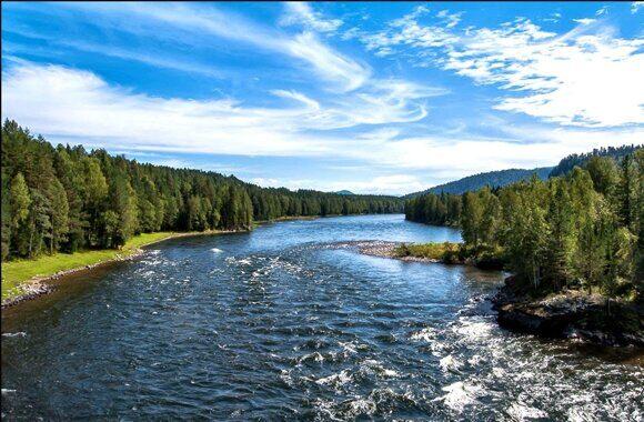 река бия 7