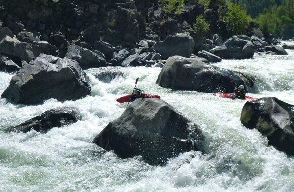 река чулышман 8