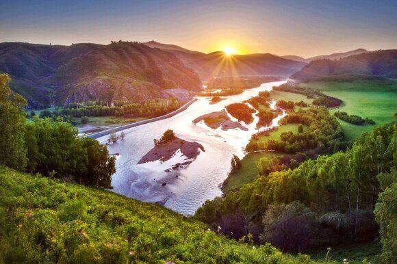 река чарыш 2