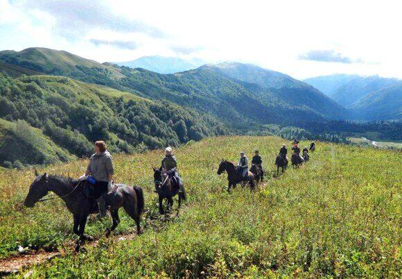 конный тур