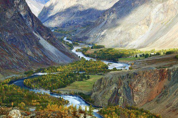 река чулышман 7