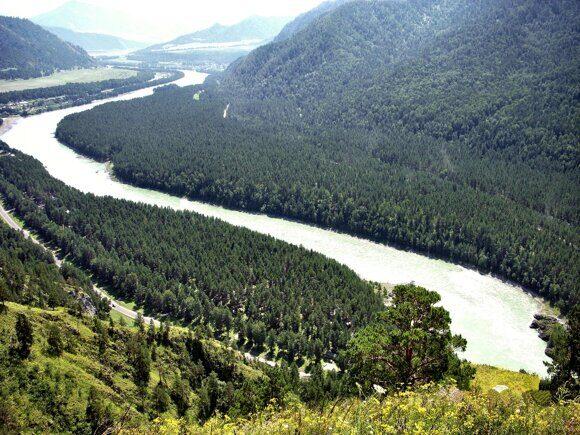 долина катуни 2