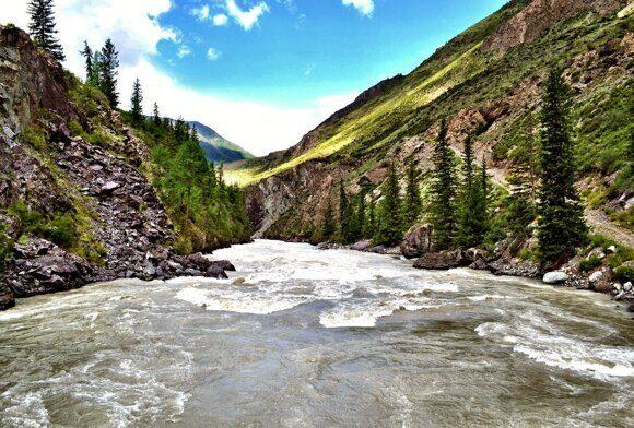река чуя 4